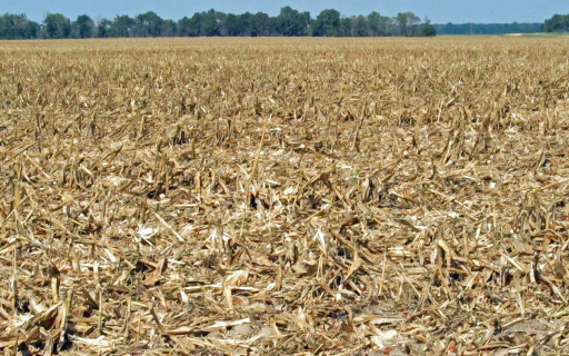 Off-field Crop Residue Management