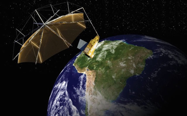 World's biomass to be measured with satellite built by Airbus Defence and Space